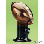 A Football Gumball Machine...every football fan I  know would love this fun party favor idea!