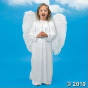 Another of those beautiful Christmas Angel Costumes
