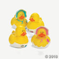 Use baby shower duckies as party favors or game prizes