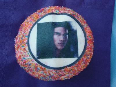 Jacob Black Cupcake Ideas