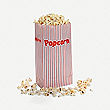 Pop Corn Bags For Your Carnival Birthday Party Ideas