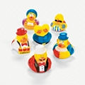Rubber Carnival Ducks Are Perfect For The Duck Pond Game