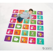Easter Bend and Twist Game is a popular kids party game.  Fun and Easy to play plus it brings lots of laughs too.
