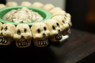 Traditional Halloween Recipes Can Be Served In A Decorated Holiday Bowl Or Serving Tray!