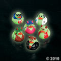 Glow in the Dark Costumed Rubber Duckies