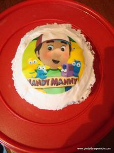 Handy Manny Cupcake Pictures