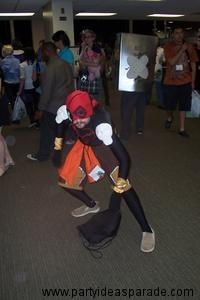 Costume from AnimeNext Convention
