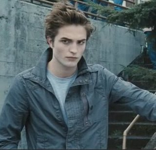 Edward Cullen...Rob Pattinson in the Twilight Movie