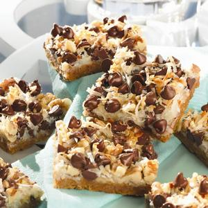 Magic Cookie Bars   This Easy Party Recipe is Perfect for a Magic Theme Party!