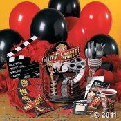Oscar Party Supplies For Your Movie Night Party Ideas.
