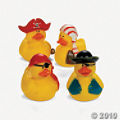 Rubber Duckies Pirates