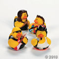 Rubber Duckie Rock Stars to help make some beautiful music at your next party.