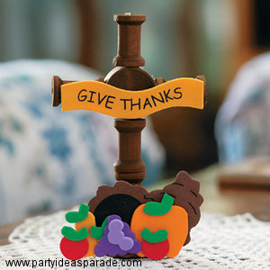 Thanksgiving Craft Ideas Here's a Thanksgiving Cross
