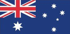 The Australia National Flag