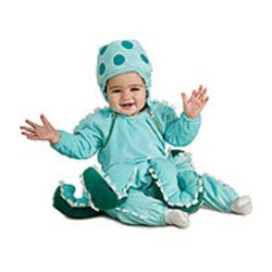 A Toddler or Baby Octopus Costume For Halloween is the cutest infant costume for 2010.