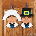 Paper Plate Pilgrims Craft Kits Make a Wonderful Thanksgiving Activity For Kids