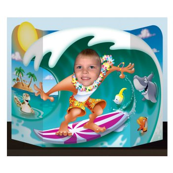 Take PIctures of your little Surfers!  Everyone love party pictures.  Send them home as a keepsake.