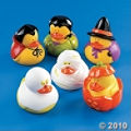 Halloween Rubber Duckies Collection