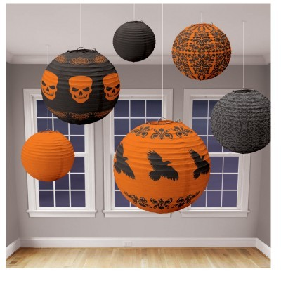 Great Looking Halloween Lanterns For Your Halloween Party Decorating Ideas