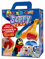 Here is the 9 Pc Soft Clay Kit by Carioca...your kids will love it!