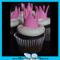 Find this Princess Cupcake Fairy Design At The Blue Sheep Bakery In Greenbrook.