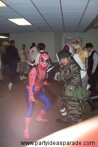 Spiderman Costume Picture